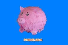 Пинята Розово прасенце