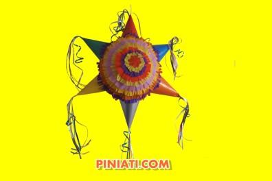 Пинята Звезда с лентички