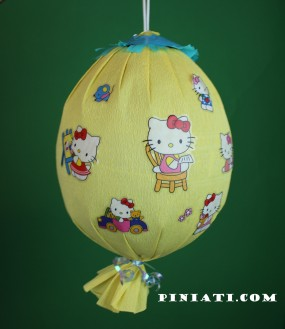 Пинята Hello Kitty_1