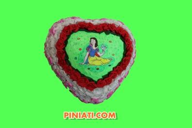 Пинята Сърце-снимка