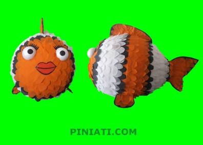 Пинята Риба-клоун от капитан Немо-2
