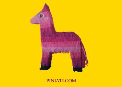 Пинята Конче-розово 2