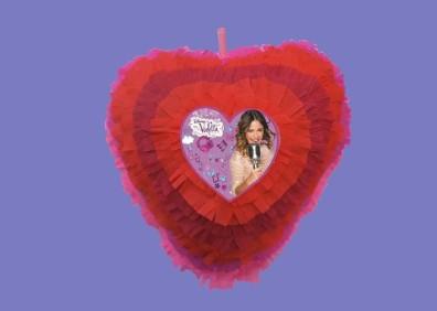 Сърце Виолета