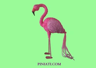 Пинята Розово Фламинго-1