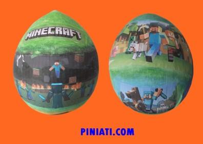 Пинята Minecraft_2-2