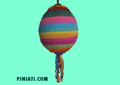 Пинята Шарено балонче