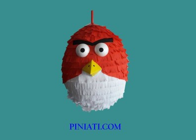 Пинята Angry Birds- ново1