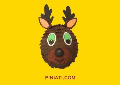 Пинята Коледно еленче