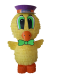 Пинята Великденско пиле-2018-1