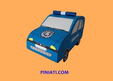 Пинята Полицейска кола1