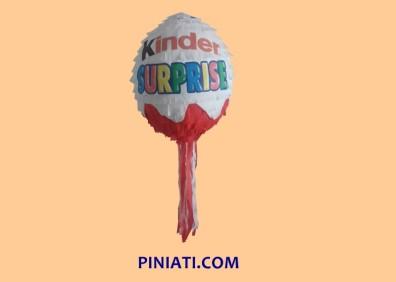 Пинята Kinder Surprise 2