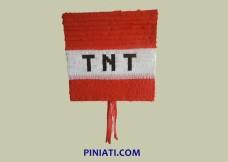 Пинята TNT от Minecraft
