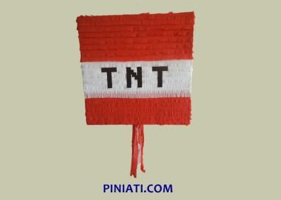 Пинята TNT от Minecraft -1