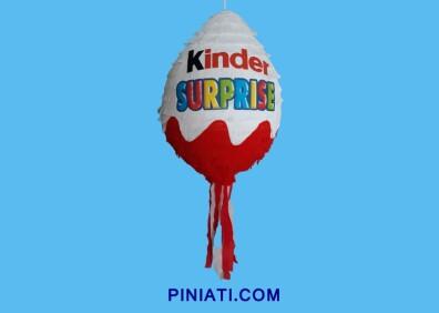 Пинята Kinder Surprise-ново