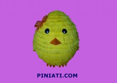 Пинята Великденско пиленце -2