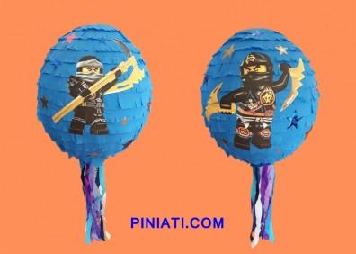 Пинята Нинджаго-балон