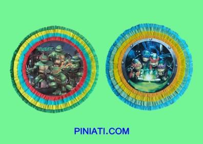 Пинята Костенурките нинджа-барабан н1
