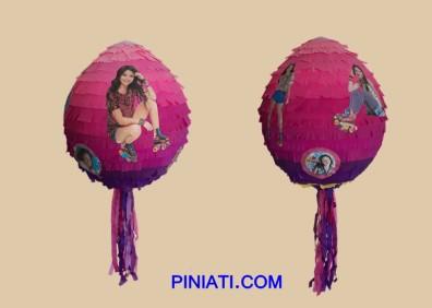 Пинята Soy Luna-балон