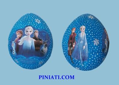Пинята Леденото кралство_балон