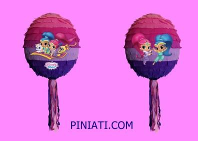 Пинята Искрица и Сияйница-1