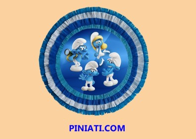 Пинята Смърфовете-1
