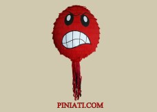 Пинята Emoji red  (Емоджи-червено)
