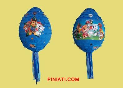 Пинята Пес патрул – балон