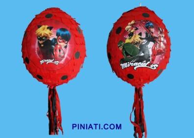 Пинята Калинката и Котаракът-балон-1