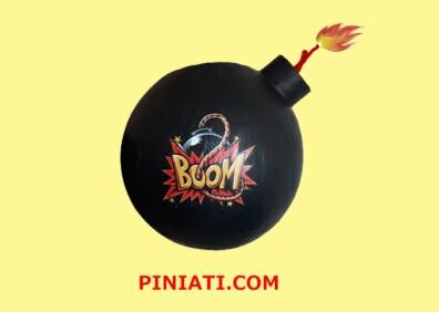Пинята Bomb